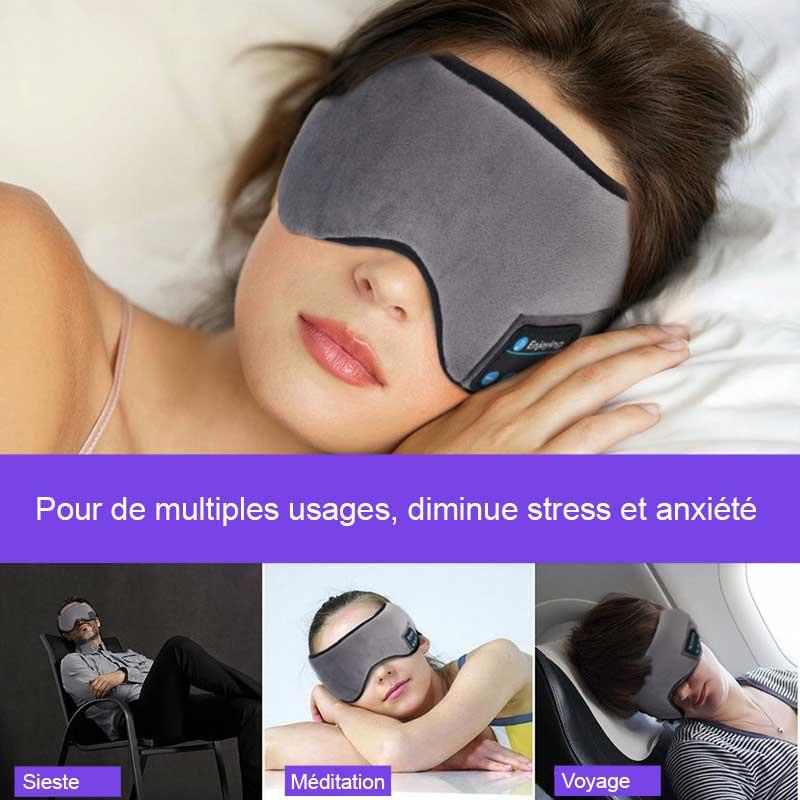 Masque de nuit antistress