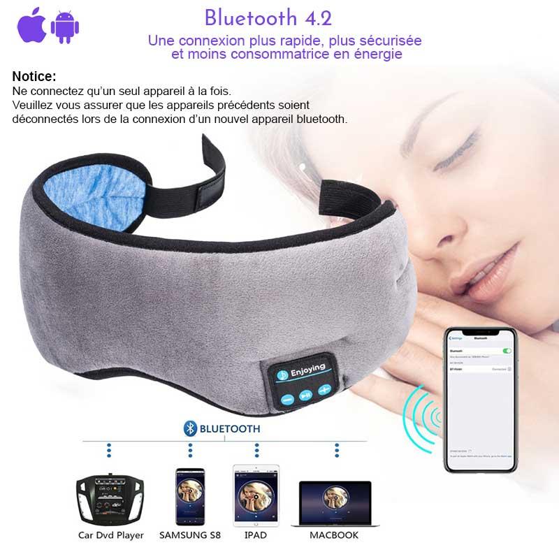Masque de nuit pour android et apple